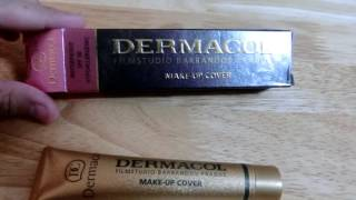 Dermacol makeup cover scar