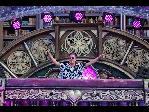 Robin Schulz at Tomorrowland 2019
