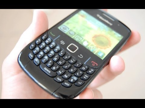 Install Language in Blackberry Curve 8520 or any model ...