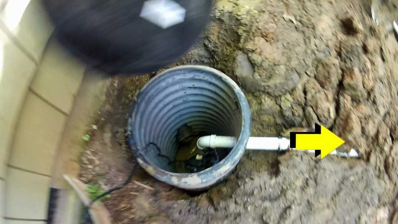 How To Install A Sump Pump Do It Yourself Project By