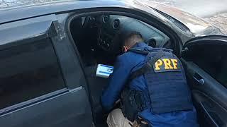 Traficantes com cocaína são presos pela PRF na BR-293, em Candiota