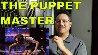 SCARY PUPPET ACT AGT 2020  NOAH EPPS REACTION VIDEO