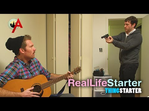 RealLifeStarter (Thingstarter Ep. 6 Of 6) - Smashpipe comedy