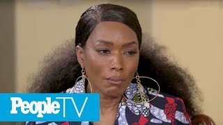 Angela Bassett On Black Panther's Message For African-Americans | PeopleTV | Entertainment Weekly