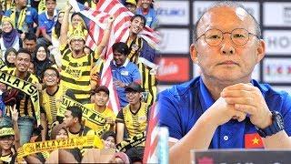 HLV Park Hang Seo Bất Ngờ Tuyên Bô' S,ô'c Trước 80.000 CĐV Malaysia - TIN TỨC 24H TV