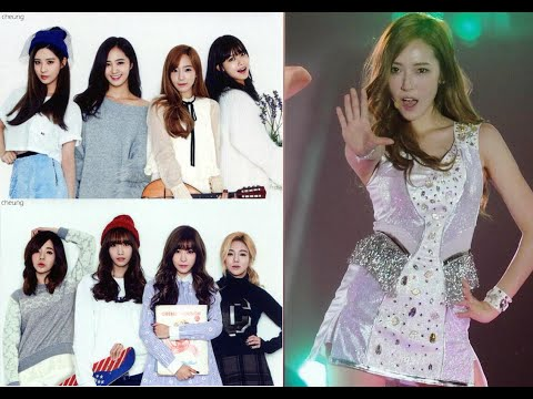 SNSD members covering jessica´s parts 2/3