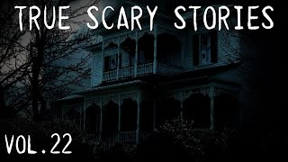 9 TRUE SCARY STORIES [Compilation Vol.22]