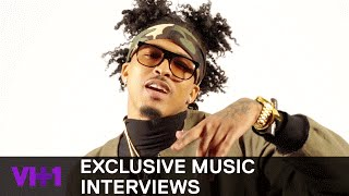 August Alsina Plays Never Have I Ever   Exclusive Music Interviews   VH1