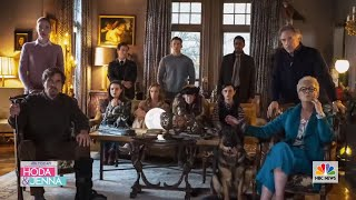 'Knives Out' Stars Dish On The Film's Devious Murder Mystery | TODAY