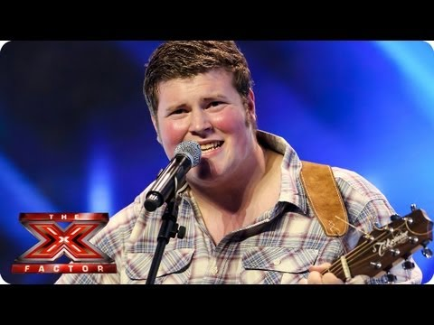 Baixar Ryan Mathie sings Get Lucky by Daft Punk -- Arena Auditions Week 4 -- The X Factor 2013