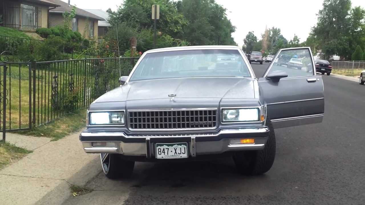 88 Chevrolet Caprice Related Keywords & Suggestions - 88