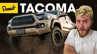 TOYOTA TACOMA - Everything You Need to Know | Up to Speed