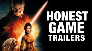 STAR WARS: Knights Of The Old Republic (Honest Game Trailer)