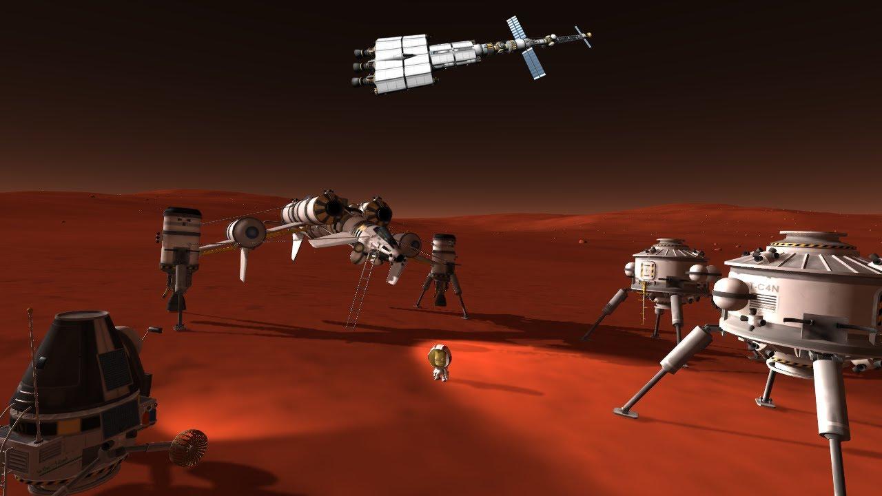 kerbal space program duna base - photo #4