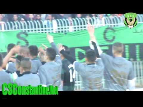 CSC 1 - MOB 0 : Échange entre les joueurs et les supporters