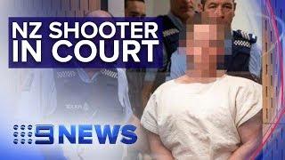 Christchurch shooter Brenton Tarrant undergoes mental health assessment | Nine News Australia