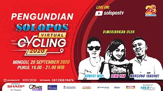 Pengundian Doorprize Solopos Virtual Cycling 2020