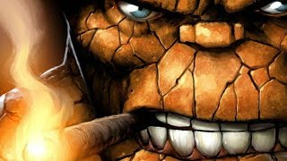 10 Things Marvel Wants You To Forget About The Thing
