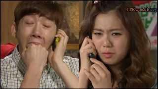 Jo In Sung and Ha Ji Won break up vs. Jo Kwon and Lizzy break up@What Happened in Bali scene