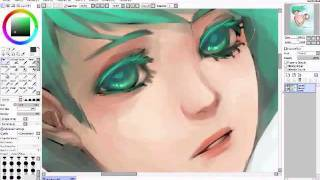 Paint Tool SAI - Aquarius