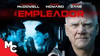The Employer   2013 Full Thriller   Malcolm McDowell   David Dastmalchian