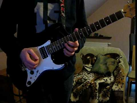 P.O.D. Asthma, guitar cover by Number 15