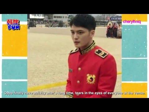 [Eng Sub] 160304 Jaejoong, Shindong, Sungmin & Eunhyuk perform together