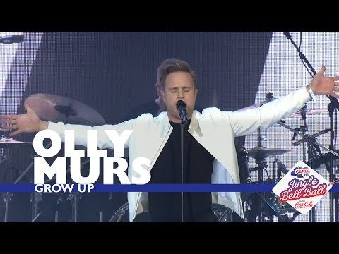 Olly Murs - 'Grow Up' (Live At Capital's Jingle Bell Ball 2016)