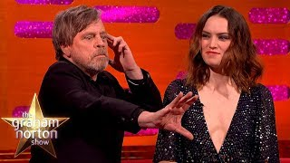 Mark Hamill USES The Force! | The Graham Norton Show
