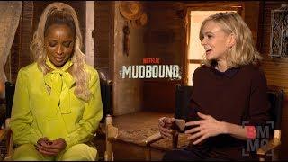 Carey Mulligan & Mary J. Blige Interview - Mudbound