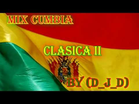 Mix Cumbia Clasica II By (D_J_D)