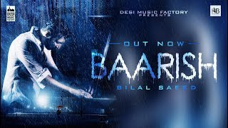 Baarish – Bilal Saeed