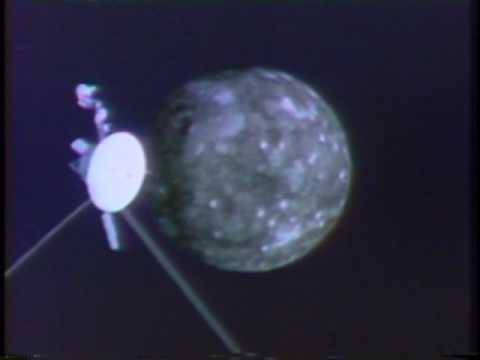 Voyager 2 Encounters Jupiter (1978)