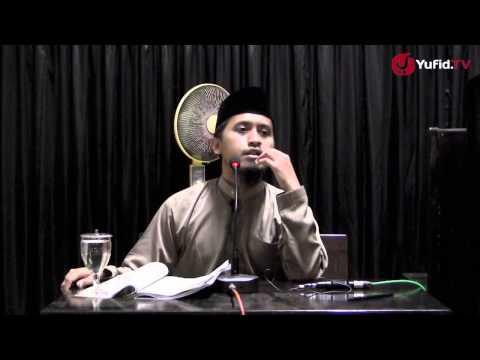 Kajian Tafsir Al Quran: Tafsir Surat Al Humazah Ayat 7 - Ustadz Abdullah Zaen, MA