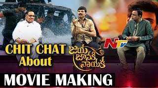 Jaya Janaki Nayaka Movie Team Special Chit Chat About Movie Making