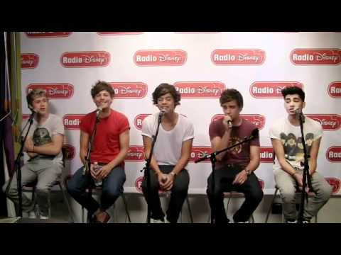 Baixar One Direction More Than This  Take Over - Radio Disney