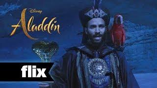 Aladdin - The Voice of Iago Revealed! (2019)
