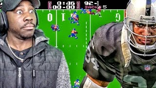 99 BO JACKSON ON TECMO BOWL! NES CLASSIC EDITION GAMEPLAY! Ep. 2