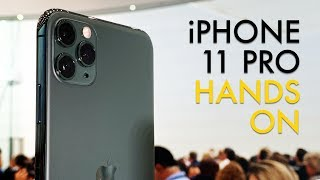 iPhone 11 Pro Hands-On​: This Changes Everything!