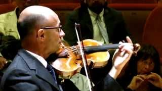 Antonio de Lorenzi plays Stradivari 1715