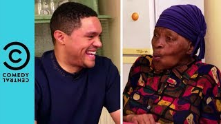 Trevor's Childhood Secrets | The Daily Show  With Trevor Noah