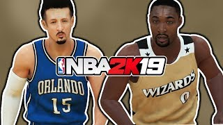 5 NEW Players Just Added In NBA 2K19