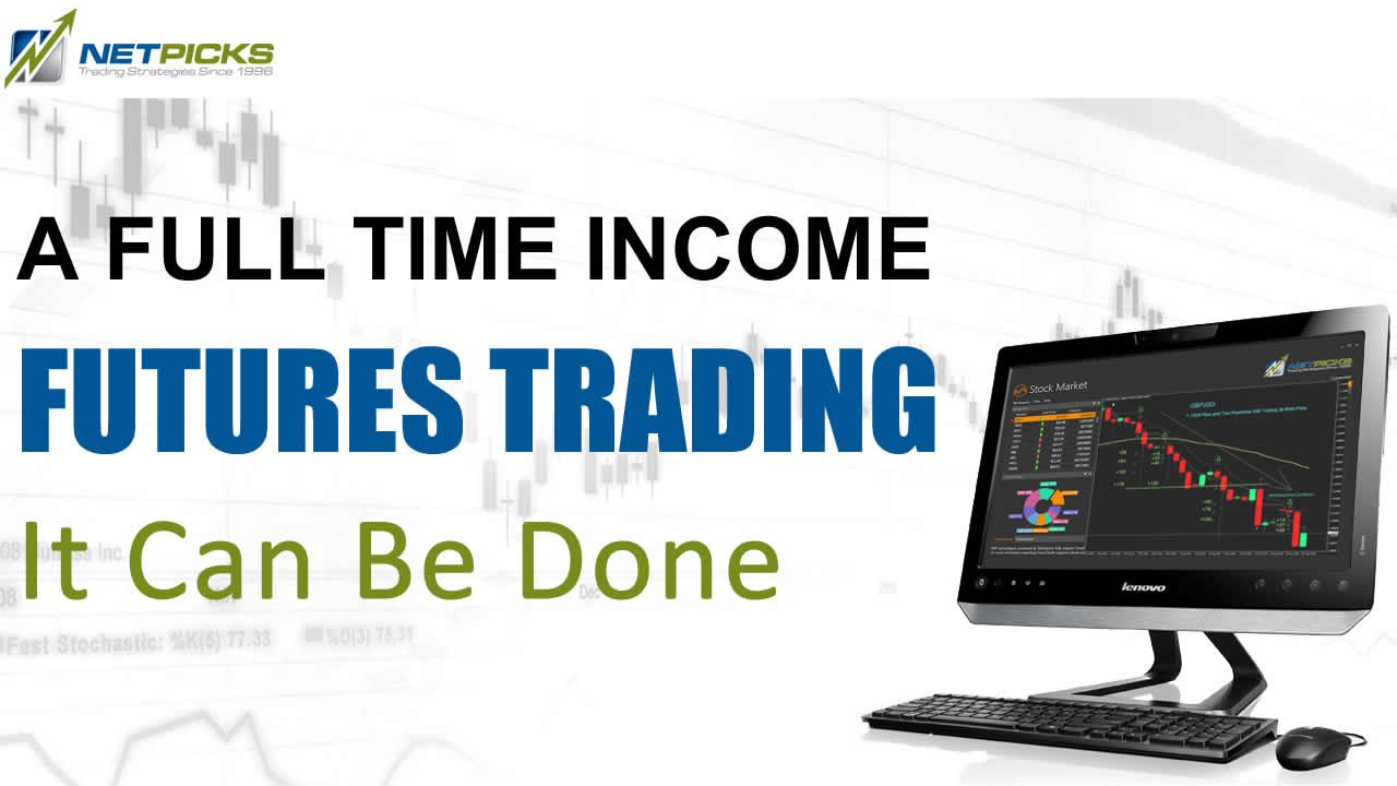 Full time forex trader income