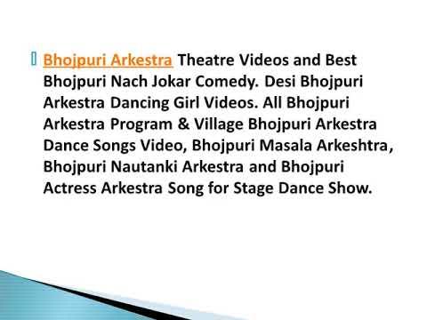 Bhojpuri Arkestra Dance Program 2018 - Live Arkestra Stage Show Videos