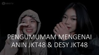 INSTANT KARMA ANIN & DESY PRANK MEMBER JEKETI   JKT48 eSports Team