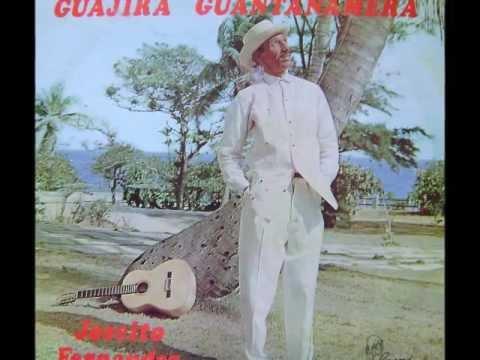 Joseíto Fernández - Guajira Guantanamera w/Lyrics
