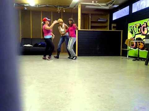 el teke teke y danza kuduro