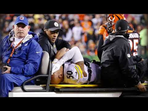 Ryan Shazier's Spinal Injury Worse Than Expected