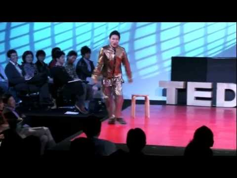 Kenichi EBINA 蛯名 健一 - A Day of RoboMatrix - TEDxSeeds 2011 ...