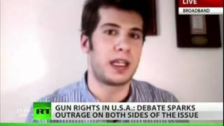 Anti-Gun Host Gets OWNED On National Television!